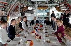 Đức và Pháp đạt được thỏa thuận về phát triển vũ khí chung