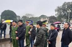 Phát hiện nhóm người Trung Quốc vi phạm lĩnh vực xuất nhập cảnh