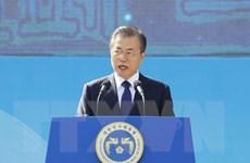 Hàn Quốc kêu gọi ủng hộ nỗ lực phi hạt nhân hóa bán đảo Triều Tiên