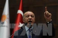 Thổ Nhĩ Kỳ sẽ lập 12 chốt gác ở vùng an toàn tại Syria