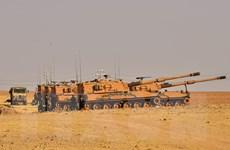 Pháp, Đức muốn gặp Tổng thống Thổ Nhĩ Kỳ để bàn về chiến dịch ở Syria