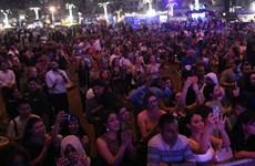 UAE tổ chức lễ đếm ngược một năm tới World Expo 2020 tại Dubai