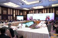 Đại sứ các nước thành viên Cấp cao Đông Á họp tại Jakarta