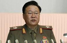 Nhân vật số 2 của Triều Tiên Choe Ryong-hae đến Trung Quốc