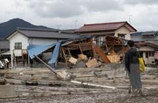 Nhật Bản: Số nạn nhân thiệt mạng do bão Hagibis tăng lên 83 người
