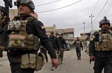 Tổ chức khủng bố IS tấn công khiến 6 cảnh sát Iraq thiệt mạng