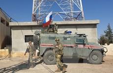 Nga điều thêm quân cảnh và vũ khí hạng nặng tới Syria