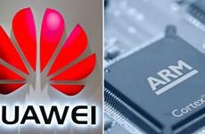 Hãng ARM của Anh tiếp tục cung cấp công nghệ vi mạch cho Huawei