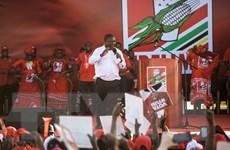 Bầu cử ở Mozambique: Đương kim tổng thống Nyusi chiến thắng áp đảo
