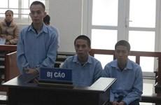 Hà Nội: Phạt hơn 30 năm tù đối với 3 bảo vệ trộm tài sản của công ty