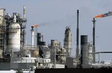 Giá dầu thế giới chấm dứt chuỗi tăng bốn phiên liên tiếp