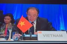 Việt Nam kêu gọi cộng đồng OIF đưa Biển Đông thành khu vực hòa bình