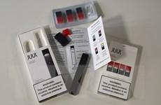Công ty sản xuất thuốc lá điện tử Juul Labs của Mỹ bị kiện
