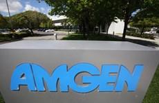 Công ty Amgen của Mỹ tăng cường hiện diện tại thị trường Trung Quốc