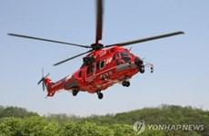 Rơi trực thăng gần đảo Dokdo, Takeshima: 7 người Hàn Quốc mất tích