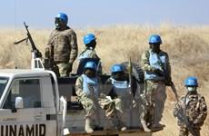 Liên hợp quốc gia hạn sứ mệnh của lực lượng gìn giữ hòa bình ở Darfur