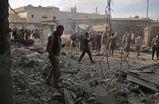 Syria: Đánh bom xe tại một khu chợ khiến 40 người thương vong