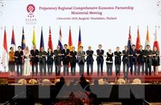 Việt Nam tham gia ý kiến tháo gỡ vướng mắc đàm phán RCEP