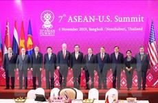 Hội nghị Cấp cao ASEAN 35: Mỹ khẳng định vẫn gắn kết với châu Á
