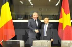 Việt Nam và Vương quốc Bỉ tăng cường hợp tác kinh tế