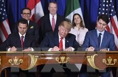 Canada lạc quan về triển vọng Mỹ sớm phê chuẩn USMCA
