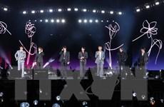 Nhóm nhạc nam Hàn Quốc BTS tiếp tục lập thêm kỷ lục K-pop mới