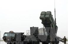 Thổ Nhĩ Kỳ để ngỏ khả năng mua hệ thống tên lửa Patriot của Mỹ
