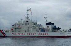 Nhật Bản tặng tàu tuần tra tốc độ cao cho Philippines