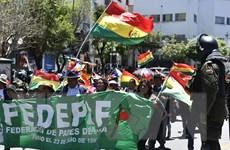 Mỹ kêu gọi giới lãnh đạo dân sự Bolivia duy trì quyền kiểm soát