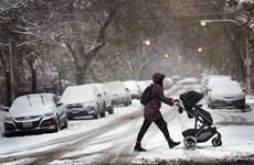 Nhiều bang tại Mỹ chìm trong giá lạnh bất thường trước mùa Đông