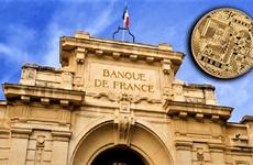 Ngân hàng Trung ương Pháp bi quan về triển vọng tăng trưởng kinh tế