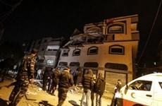 Palestine chỉ trích Israel về vụ sát hại thủ lĩnh Hồi giáo Jihad
