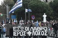 Hy Lạp: Gia tăng tình trạng phân biệt chủng tộc đối với người tị nạn