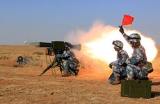 Mỹ và Trung Quốc khó tránh khỏi đối đầu tại Trung Đông