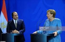 Đức đánh giá cao vai trò của Ai Cập trong tháo gỡ khủng hoảng Libya