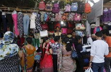 Chi tiêu tiêu dùng tại Ấn Độ giảm lần đầu tiên trong 40 năm