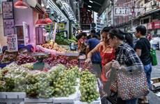 Hong Kong chính thức rơi vào suy thoái kinh tế sau 10 năm
