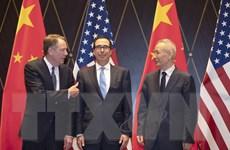 Mỹ, Trung Quốc nhất trí duy trì đối thoại về vấn đề thương mại