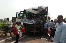 Tai nạn giao thông tại Ấn Độ khiến 31 người thương vong