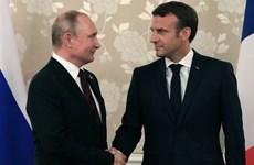 Nga và Pháp kêu gọi thiết lập quy chế đặc biệt cho miền Đông Ukraine