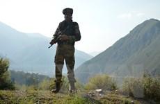 Giao tranh dữ dội giữa binh sỹ Ấn Độ-Pakistan dọc ranh giới ở Kashmir