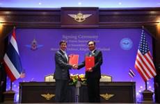 Có gì đặc biệt trong Tuyên bố Tầm nhìn chung Mỹ-Thái 2020?
