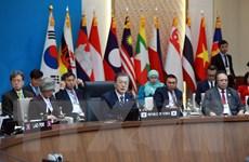 Tổng thống Moon nhấn mạnh hợp tác và đoàn kết giữa Hàn Quốc và ASEAN