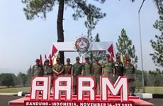 Việt Nam giành 9 HCV tại giải bắn súng quân dụng các nước ASEAN