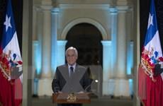Chính phủ Chile đối thoại với đại diện phong trào biểu tình