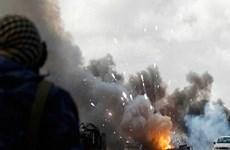 Afghanistan tiến hành không kích tiêu diệt 8 tay súng Taliban