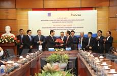 Ký hợp đồng cung cấp 5 triệu thùng dầu thô Azeri cho NMLD Dung Quất