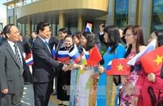 Nga phê chuẩn thỏa thuận lao động nhập cư Việt Nam
