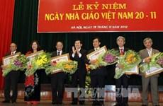 Hai nhà giáo 8X được phong hàm phó giáo sư