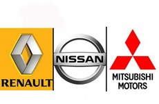 Renault-Nissan, Mitsubishi hợp tác một số dự án mới